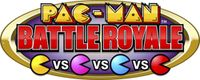 Video Game: Pac-Man Battle Royale