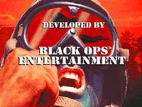Video Game Developer: Black Ops Entertainment