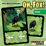 Board Game: Oh, Fox!: The Crow