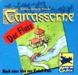 Board Game: Carcassonne: The River