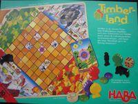Board Game: Timberland