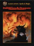 RPG Item: Player's Option: Spells & Magic