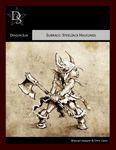 RPG Item: Subrace: Steeljack Halflings