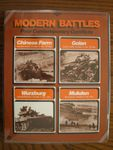 Board Game: Modern Battles: Four Contemporary Conflicts