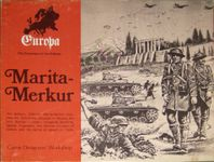 Board Game: Marita-Merkur: The Campaign in the Balkans, 1940-41