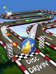 Video Game: Disc Drivin'