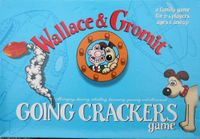 Board Game: Wallace & Gromit Going Crackers