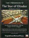 RPG Item: 1 on 1 Adventures #02: The Star of Olindor