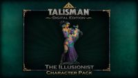 Video Game: Talisman: Digital Edition – The Illusionist Character Pack