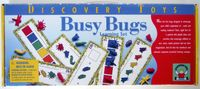 Board Game: Busy Bugs Learning Set