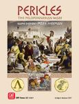 Board Game: Pericles: The Peloponnesian Wars