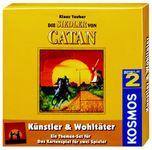 Board Game: Catan Card Game: Artisans & Benefactors