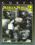 RPG Item: GURPS Who's Who 2