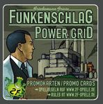 Board Game: Power Grid: BGG Promo Card Set