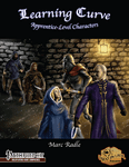 RPG Item: Learning Curve: Apprentice-Level Characters