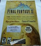 Video Game Compilation: Final Fantasy XI Online: The Vana'Diel Collection