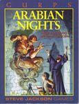RPG Item: GURPS Arabian Nights
