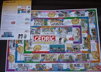 Board Game: Cédric Sacrée journée