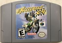 Video Game: Excitebike 64