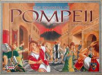 Board Game: The Downfall of Pompeii