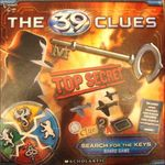Board Game: 39 Clues: Search for the Keys
