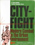 Board Game: Cityfight: Modern Combat in the Urban Environment