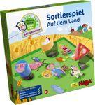 Board Game: Sortierspiel Auf Dem Land