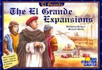 Board Game: The El Grande Expansions