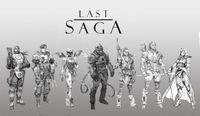 Board Game: Last Saga