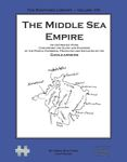 RPG Item: The Stafford Library Volume 08: The Middle Sea Empire