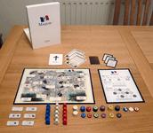 Board Game: Maquis