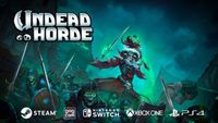 Video Game: Undead Horde