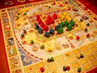 Board Game: Merchants of Amsterdam