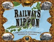 Board Game: Railways of Nippon