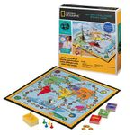 Board Game: National Geographic Geo Bee Challenge Game