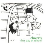 RPG Item: Clover's First Day of School