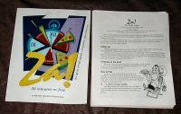 Board Game: Za! 30 minutes or free
