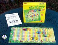 Board Game: Rennraupe Rosalie