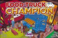 Board Game: Food Truck Champion