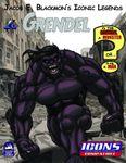 RPG Item: Jacob E. Blackmon's Iconic Legends: Grendel