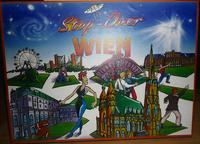 Board Game: Stop-Over Wien