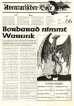 Issue: Aventurischer Bote (Issue 66 - Nov/Dec 1996)