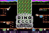 Video Game: Dino Eggs