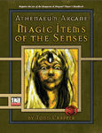 RPG Item: Magic Items of the Senses