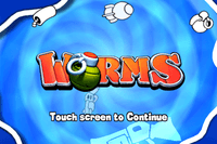 Video Game: Worms (2007)