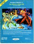 RPG Item: L1: The Secret of Bone Hill