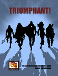 RPG Item: Triumphant! The Super Heroic Role Playing Game