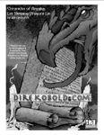 RPG Item: Chronicles of Anyaka: Let Sleeping Dragons Lie