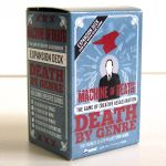 Board Game: Machine of Death: The Game of Creative Assassination – Death by Genre