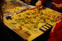 Board Game: Catan Geographies: Germany